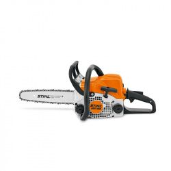 Фото бензопила ms 180 stihl new (1,5 квт, 35 см,)